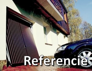 Výklopné garážové brány