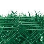 IDEAL® Zn + PVC – guľatý zvitok zapletený