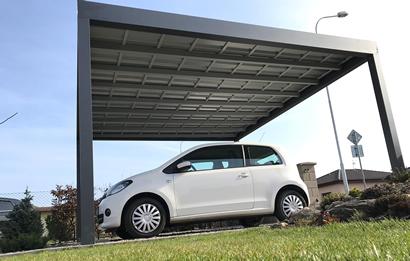 Carport 3000 - prístrešok pre autá