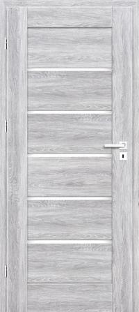Interiérové dvere ERKADO -- rámové STILE -- DOUGLASKA 1