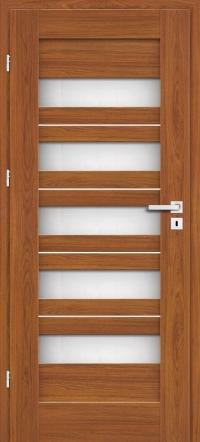 Interiérové dvere ERKADO -- rámové STILE -- DRÁČ 1