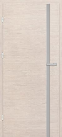 Interiérové dvere ERKADO -- doskové -- BALDUR 1 / Priečny smrekovec