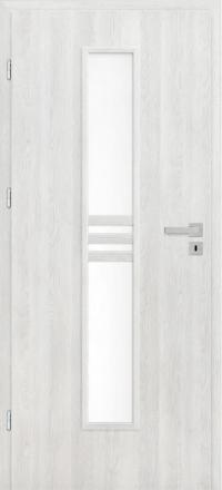 Interiérové dvere ERKADO -- doskové -- LORIENT 1 / JAVOR ŠEDÝ PREMIUM