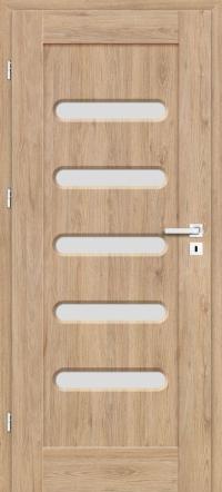 Interiérové dvere ERKADO -- rámové STILE -- EVÓDIA 1