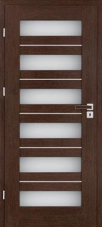 Interiérové dvere ERKADO -- rámové STILE -- FLOX 1