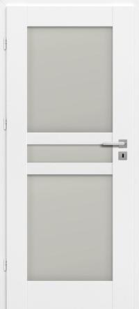 Interiérové dvere ERKADO -- rámové STILE -- FORZÍTIA 1