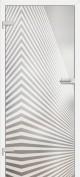 Interiérové dvere ERKADO -- sklenené GRAF 12
