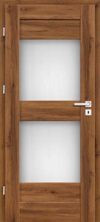 Interiérové dvere ERKADO -- rámové STILE -- HYACINT 1