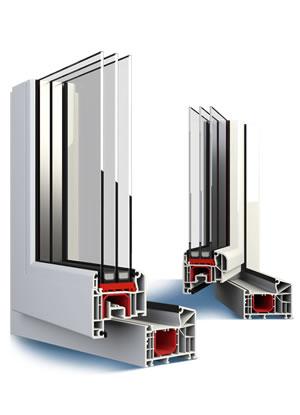Plastové okná ALUPLAST IDEAL 4000 NEW