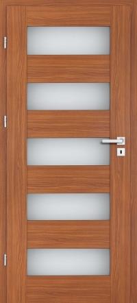 Interiérové dvere ERKADO -- rámové STILE -- IRIS 1
