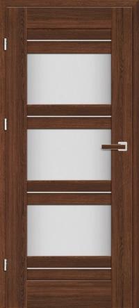 Interiérové dvere ERKADO -- rámové STILE -- KRÓKUS 1