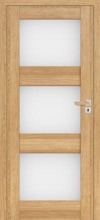 Interiérové dvere ERKADO -- rámové STILE -- LEVANDUĽA 1