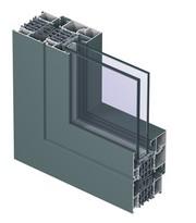 Hliníkový systém CS 86-HI