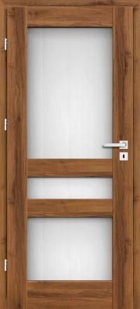 Interiérové dvere ERKADO -- rámové STILE -- NEMÉZIA 1