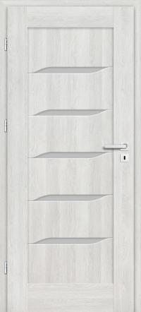 Interiérové dvere ERKADO -- rámové STILE -- NOLINA 1