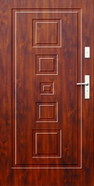 Vchodové dvere WIKED TERMO PRESTIGE 28