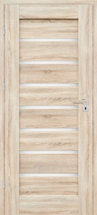 Interiérové dvere ERKADO -- rámové STILE -- TOPOĽOVKA 1